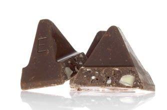 Low calorie snacks - One mini Toblerone - goodtoknow