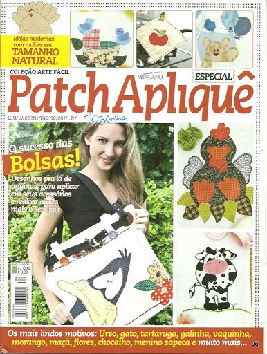 arte facil patch aplique 4 - Jozinha Patch - Álbumes web de Picasa