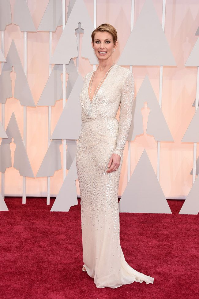 Faith Hill | #Oscar2015: tutti gli abiti della cerimonia!