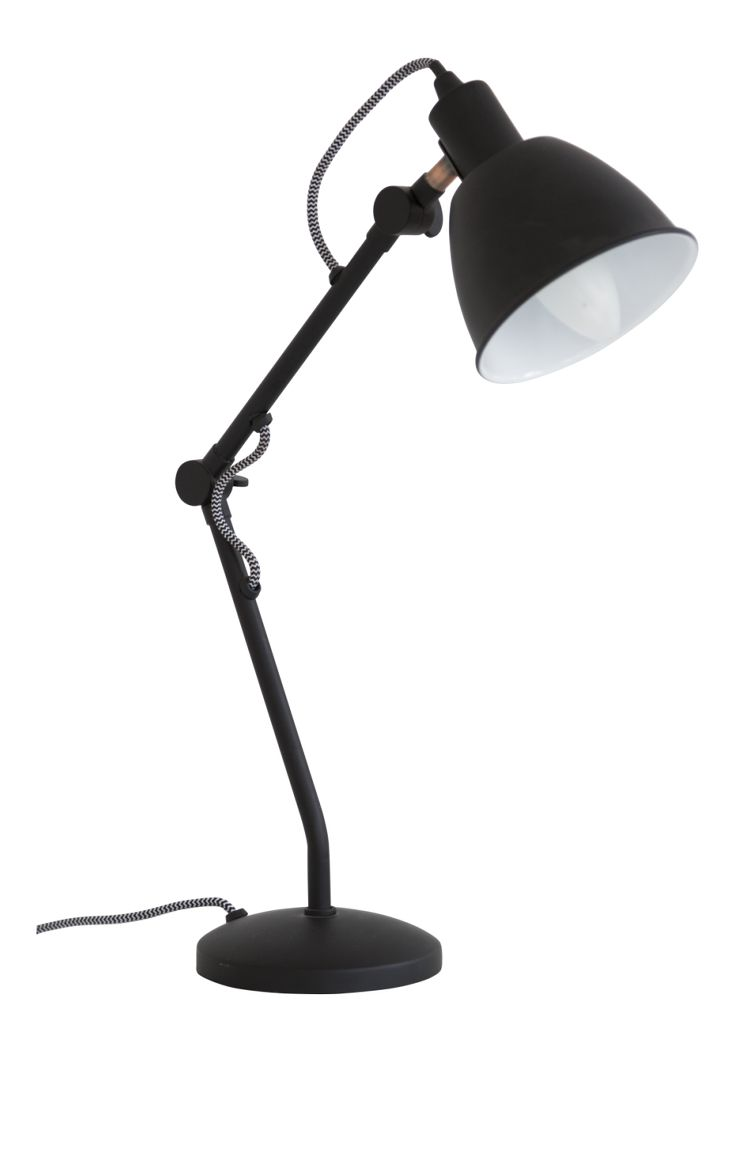 Flex lampe de table en métal habitat