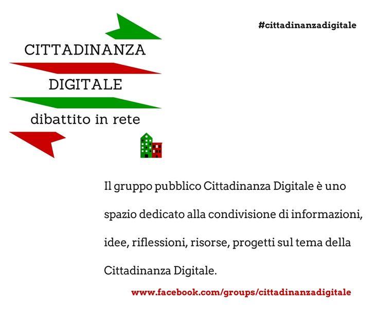 Abbiamo una Carta della Cittadinanza Digitale ma abbiamo i cittadini digitali? L'allargamento della cittadinanza al digitale è legge in Italia. Disponiamo di unaCarta della Cittadinanza Digitaledestinata a portare importanti cambiamenti nel nostro modo di accedere ai servizi e di rapportarci alla Pubblica Amministrazione. Siamo pronti? Abbiamo le idee chiare? Ci siamo formati per poter cogliere …