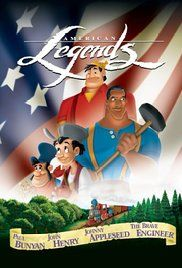 Disney'S American Legends Watch Online. Consists of new narration by James Earl Jones, which is interspersed with the Disney shorts John Henry (2000), Johnny Appleseed (1948), Paul Bunyan (1958), and The Brave Engineer (1950).