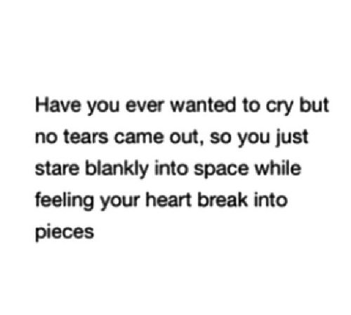 I've done this so many times when I'm just laying in bed, thinking about Dylan. I miss him so much.