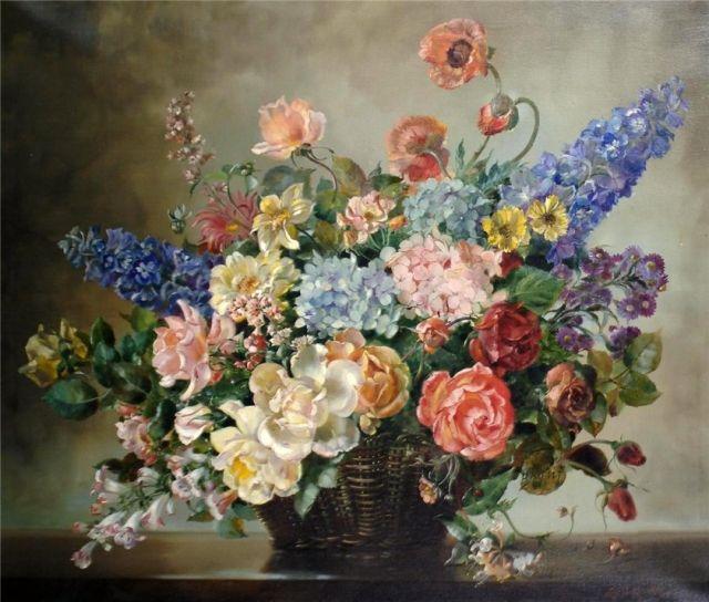 Paleta flor Cecil Kennedy (Cecil Kennedy)
