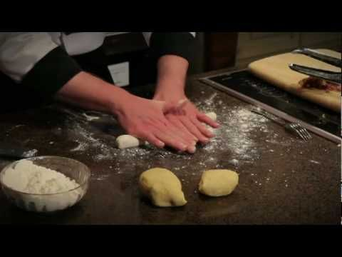 Gnocchi using Klondike Gourmet Red-Skinned, Yellow-Fleshed Baby Potatoes. Gnocchi are so yummy! Check out this video and make your own!