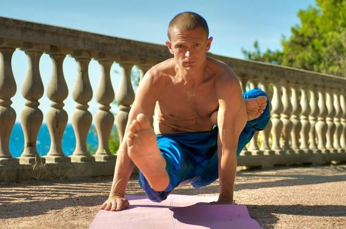 Yoga instructor Igor Baranov Kyiv, Ukraine, with user reviews and info Discover yoga teachers around the world  on https://topyogis.com