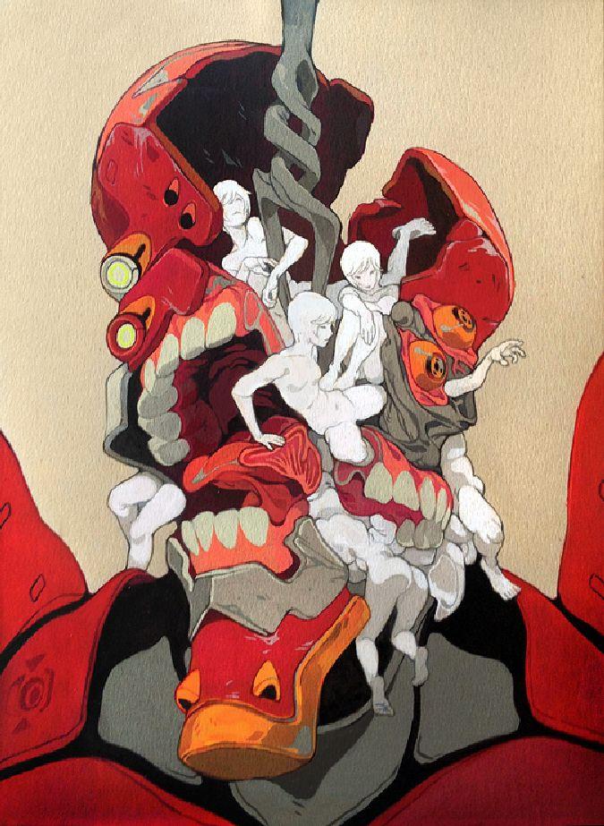 The Art Of Animation, Sachin Teng - http://www.sachinteng.com -...