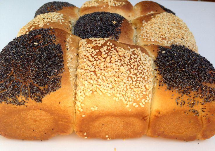 Brioche relleno de jamón y queso de My european cakes: Brioches Rellenos, De Pan, European Cakes, Minis, Filler, Brioche Relleno