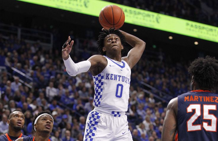 Kentucky scored at will on the visiting Skyhawks, led by Malik Monk with 26 points. Five other Wildcats joined him in double figures, including Bam Adebayo