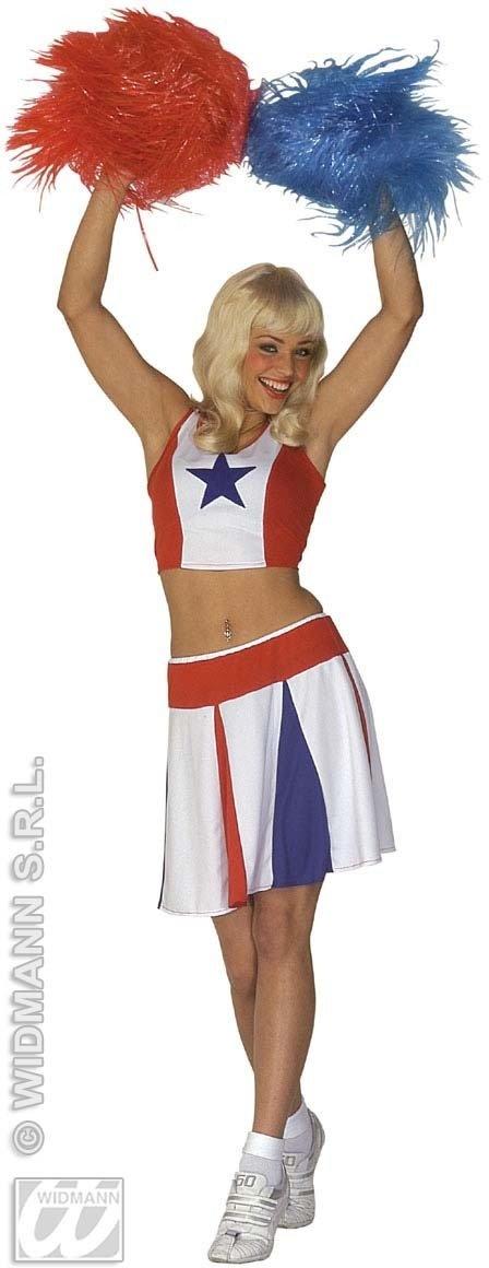 Déguisement de pom pom girl / Cheerleader costume