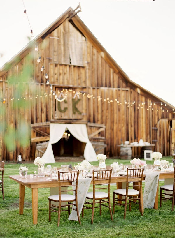 Lake Tahoe Wedding by Jose Villa Part
