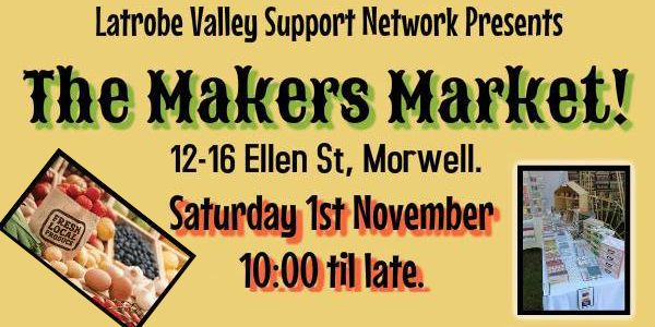 The Makers Market in Morwell