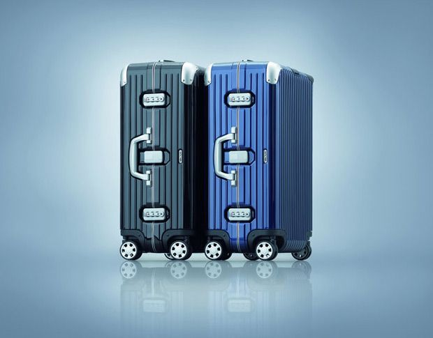 Rimowa Limbo Hard Case Looking to make a statement with your luggage? German-based, Rimowa has pioneered lightweight aluminum luggage since the 1950s. Instantly recognizable, let everyone know you appreciate the finer things in life.