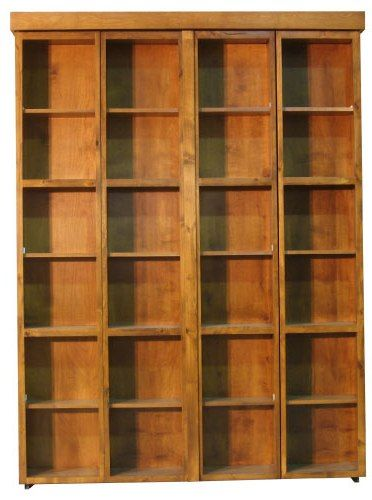 This Is A Bi Fold Bookcase Wallbed From Wilding Wallbeds