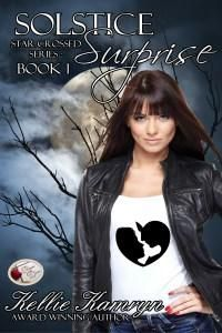 Now available at ARe!!! Solstice Surprise: Starcrossed Series Book One - All Romance Ebooks