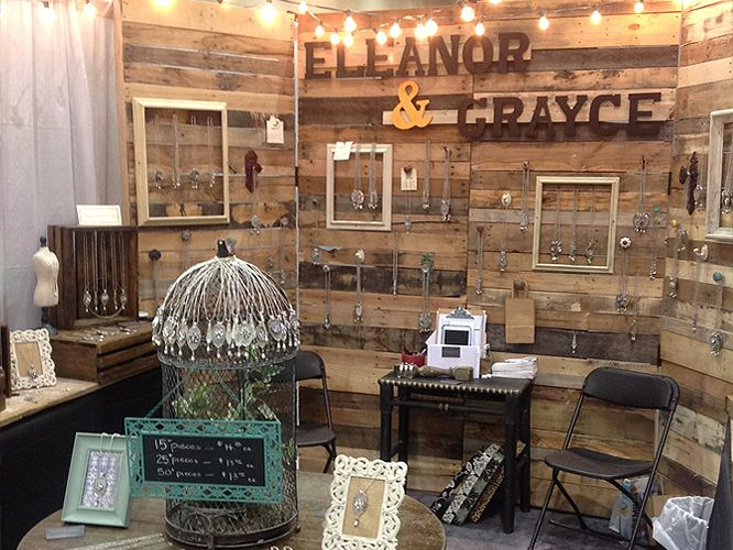 219 Best Images About Rustic Craft Booth Ideas On Pinterest