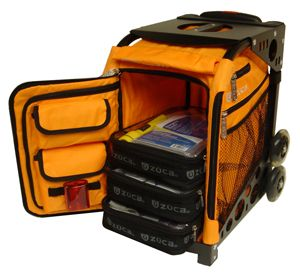 SecureCage 2000 Crush-Resistant 2-PERSON 3-DAY Rolling Earthquake & Emergency Kit (83200) at LifeSecure® - Emergency Preparedness Kits