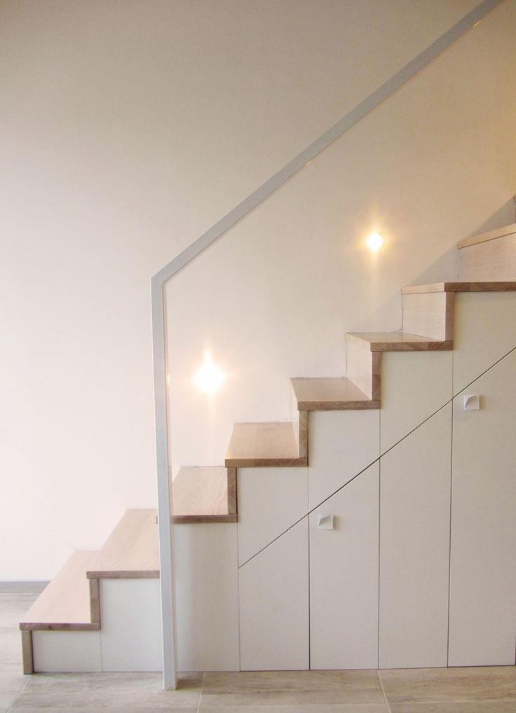 M s de 25 ideas incre bles sobre espacio bajo escalera en for Escaleras 15 metros