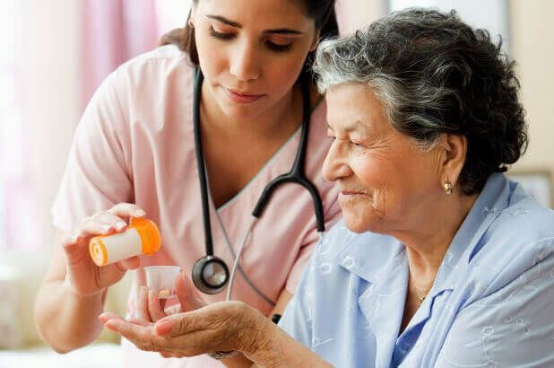 Home health care aide
