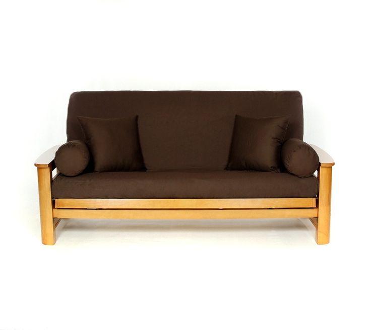 Cheap Sofas Fabulous Sofa Futon Covers Brown Color