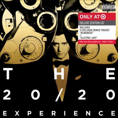 Justin Timberlake - The 20/20 Experience 2 of 2 - Only at Target  | Yeah, I'm definitely going to buy two copies...again.