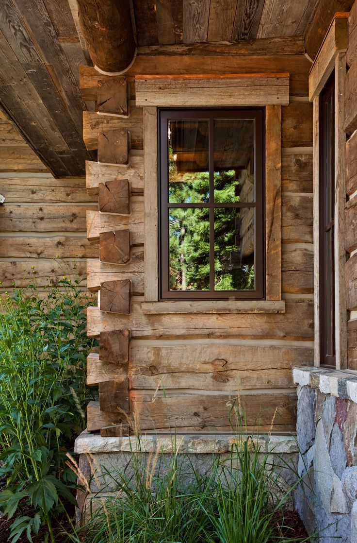Spectacular Ideas to build your dream log cabin in…