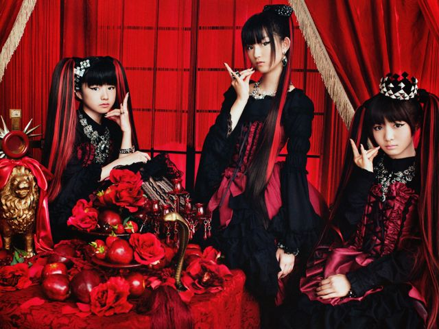 baby metal. Where was this band when i was learning Japanese?? Love them!