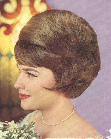 374 best Big Hair images on Pinterest | Vintage hairstyles ...