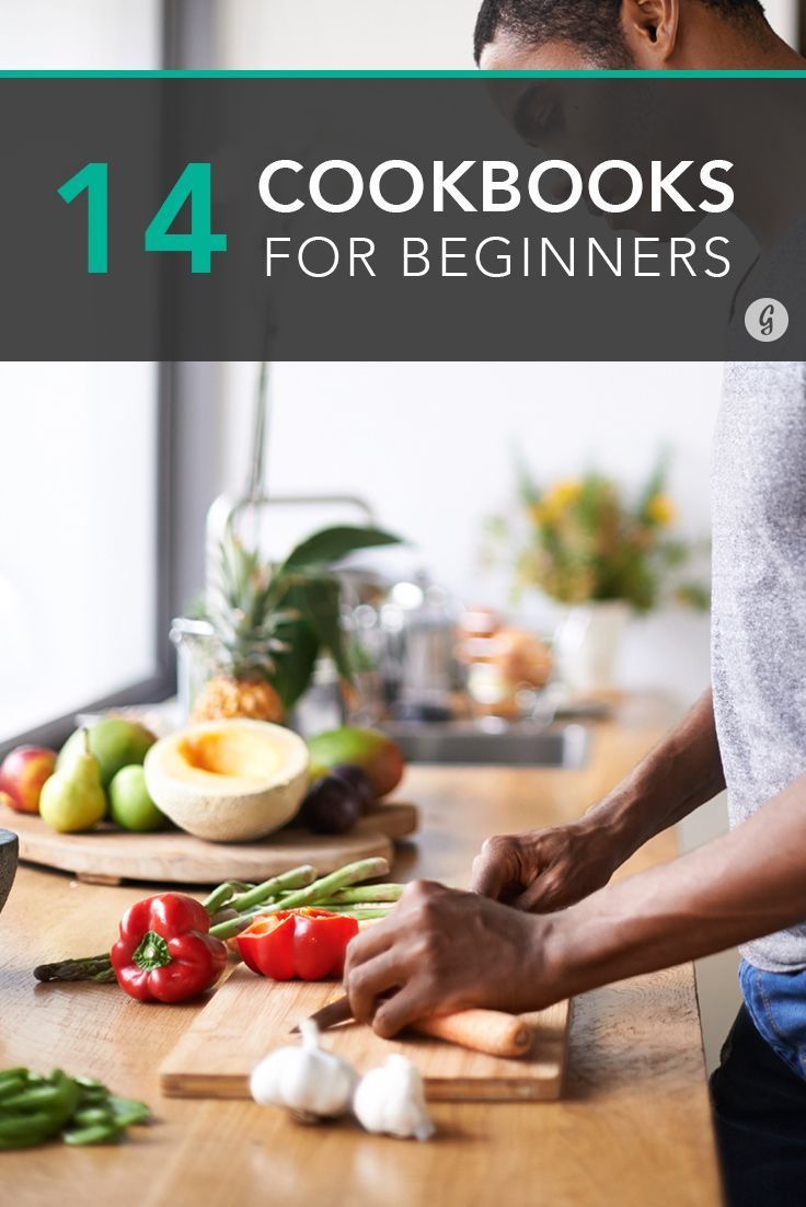 The 14 Best Cookbooks for Beginners #cookbook #healthyrecipes #easyrecipes