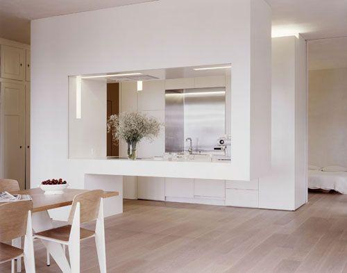 Plus de 1000 id es propos de id es cuisine sur pinterest for Table haute separation cuisine salon