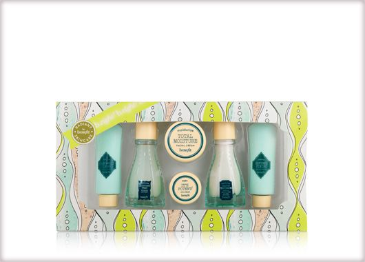 b.right! Radiant Skincare by Benefit 6 piece intro kit