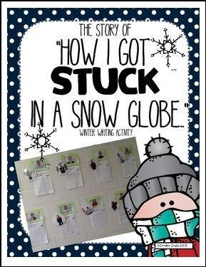 "FREE LANGUAGE ARTS LESSON - ""Winter Writing Activity - ""How I got stuck in a snow globe..."" "" - Go to The Best of Teacher Entrepreneurs for this and hundreds of free lessons. 3rd - 7th Grade #FreeLesson #LanguageArts http://www.thebestofteacherentrepreneurs.net/2015/11/free-language-arts-lesson-winter.html"