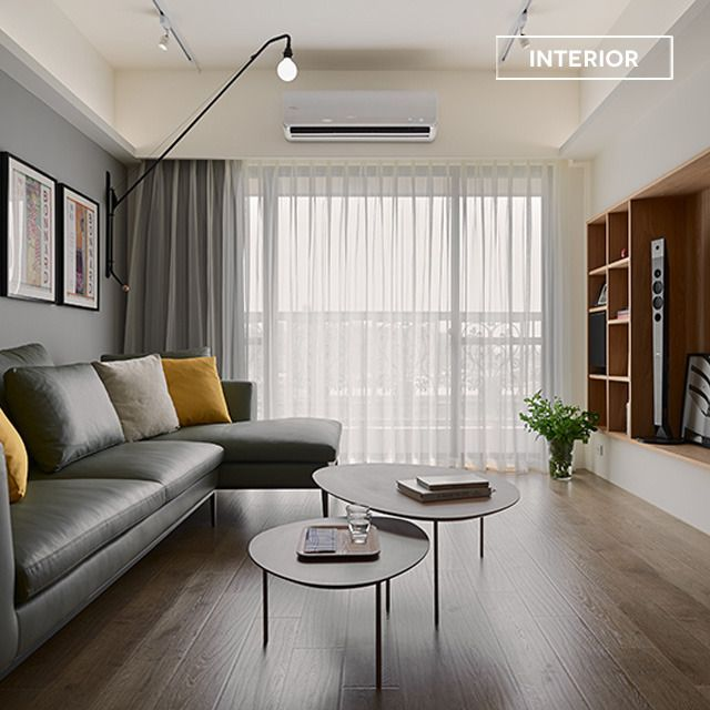 INTERIOR   23평 Calm & Warm 아파트 인테리어 :: FabD(팹디)