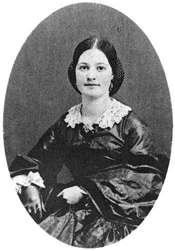 Lincoln S Sister In Law Emilie Todd Helm Was Married To