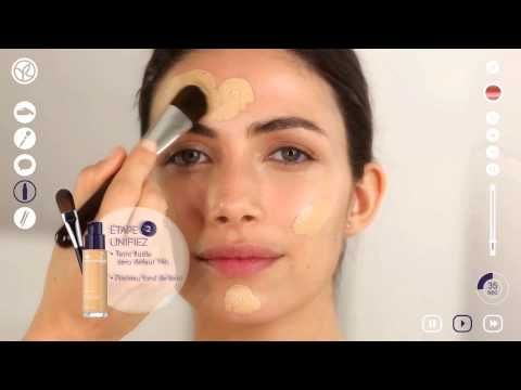 Tutoriel maquillage : Comment appliquer son Fond de Teint ! - YouTube