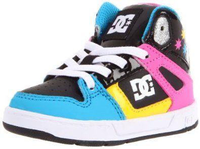 Toko Sepatu Anak Branded - DC Anak Rebound Sepatu Skate (Little Kid / Big Kid) | Pusat Sepatu Bayi Terbesar dan Terlengkap Se indonesia