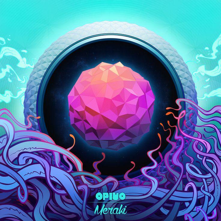 Spuzzle Bucket by OPIUO - Meraki