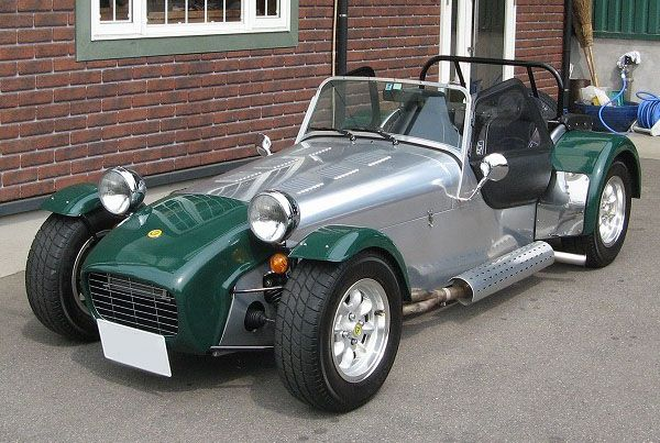 '96 CATERHAM SUPER SEVEN 1600GT