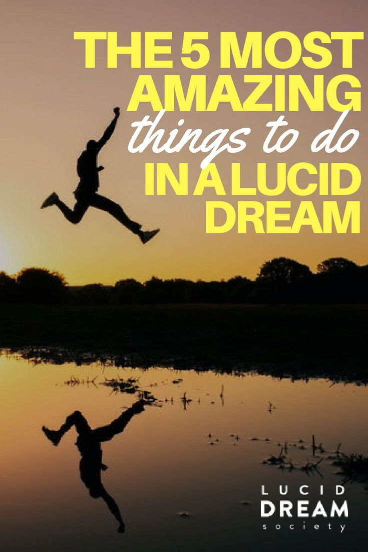 How To Have The Coolest Lucid Dreams (2019 | Lucid Dream Inspiration