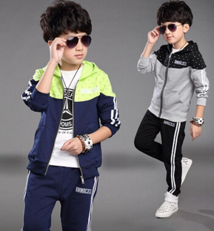 $25.96 (Buy here: https://alitems.com/g/1e8d114494ebda23ff8b16525dc3e8/?i=5&ulp=https%3A%2F%2Fwww.aliexpress.com%2Fitem%2FSpring-Autumn-casual-children-s-clothing-set-color-patchwork-Costumes-kids-sport-suits-Hip-Hop-dance%2F32575937342.html ) Spring Autumn casual children's clothing set color patchwork Costumes kids sport suits Hip Hop dance pant & sweatshirt 120-160 for just $25.96