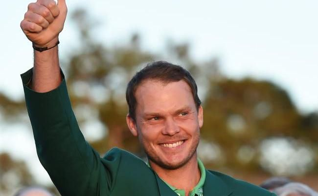 Danny Willett wins the Masters 2016!