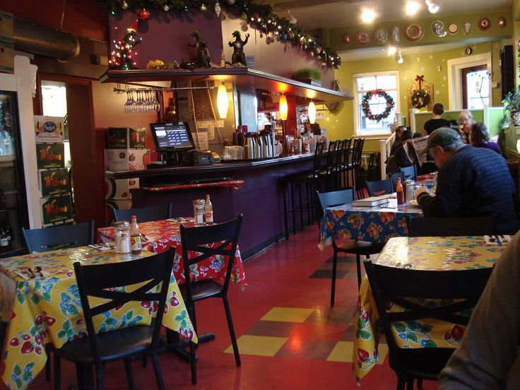 Rebar Restaurant, Victoria, Canada. Try the sweet potato quesadillas!