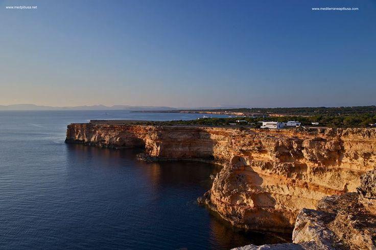 Punta Rasa - Mediterránea Pitiusa - La Naviera de Formentera