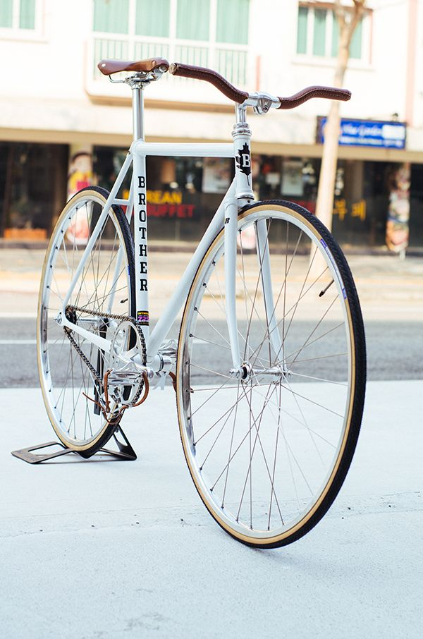 PEDAL Consumption | Cycle Project Store: Brother Cycles (Reynolds 725 Track)