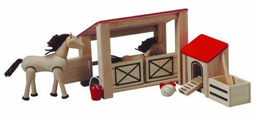 Free Wooden Toy Barn Plans - WoodWorking Projects & Plans