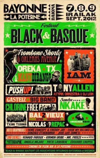 Des blacks, des basques + 1 DJ electro qui monte / le mouv'
