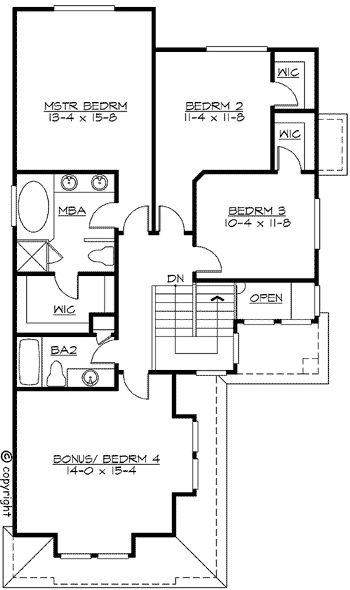 138 best i am thinking along these lines images on for Narrow corner lot house plans