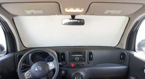 Sunshade for Nissan Pulsar 87-97 Heatshield Brand Windshield Custom-fit Sunshade Windshield Reflector