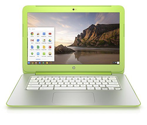 "HP Chromebook 14-x013nf PC portable 14"" Vert (Nvidia, 4 Go de RAM, SSD 16 Go, Chrome OS) HP http://www.amazon.fr/dp/B00UL89USY/ref=cm_sw_r_pi_dp_B.NKvb0P68QWS"