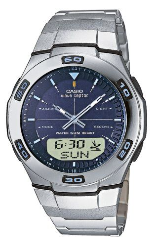 Casio Funkuhren Herren-Armbanduhr Digital Quarzuhrwerk 2758 WVA-105HDE-2AVER - http://uhr.haus/casio/casio-funkuhren-herren-armbanduhr-digital-2758